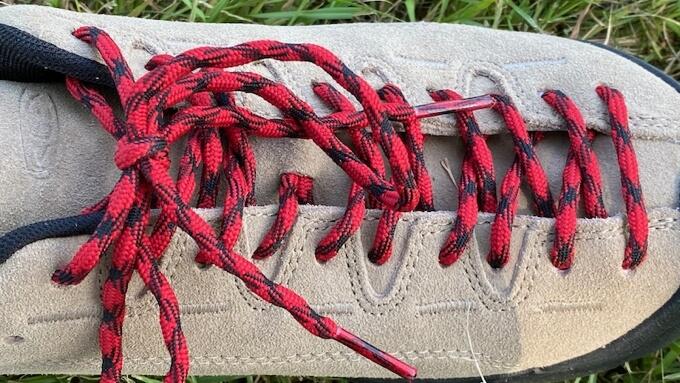 KEEN ジャスパー JASPER 靴紐部分