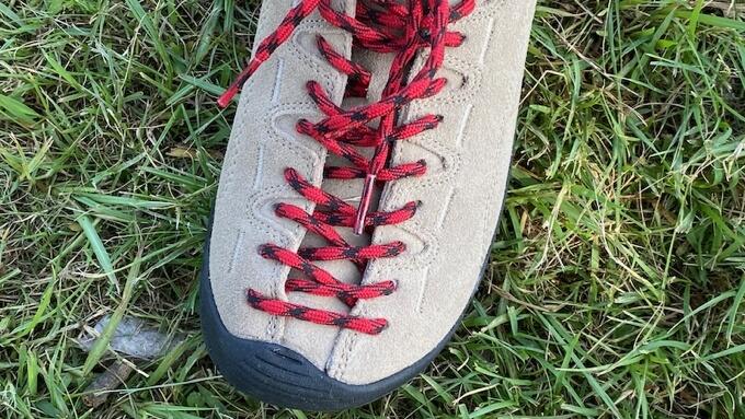 KEEN ジャスパー JASPER 靴紐2