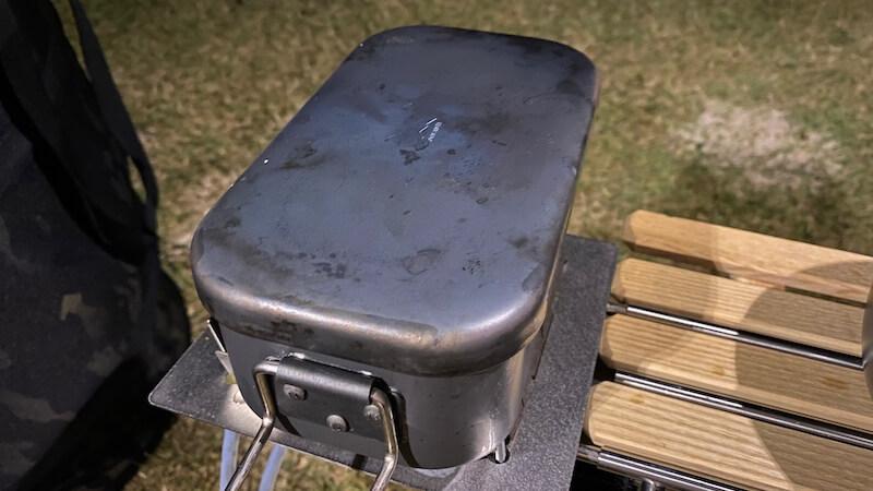 ロックパンS 炊飯