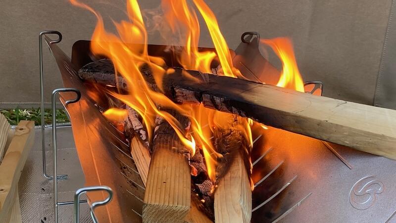 TABI 焚き火2